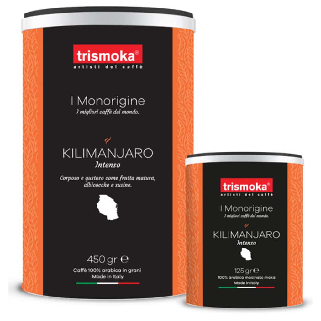 Trismoka Kilimanjaro Single-origin Coffee 450g